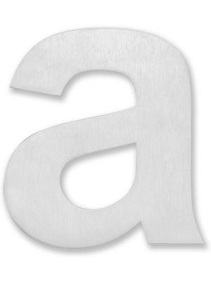 RVS 20cm Huisnummer Letter A