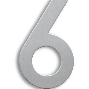 RVS Huisnummer 15cm